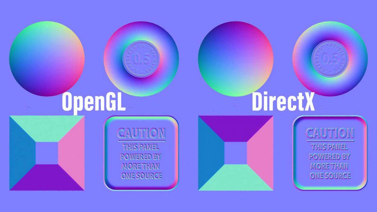 Perbedaan OpenGL dan DirectX